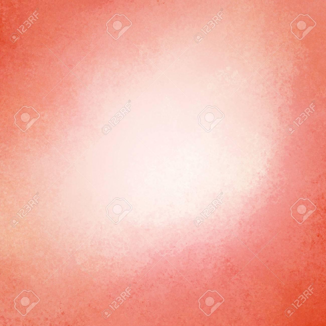 Immagini Stock Ingiallito Sfondo Rosa Arancione Colore Depoca E