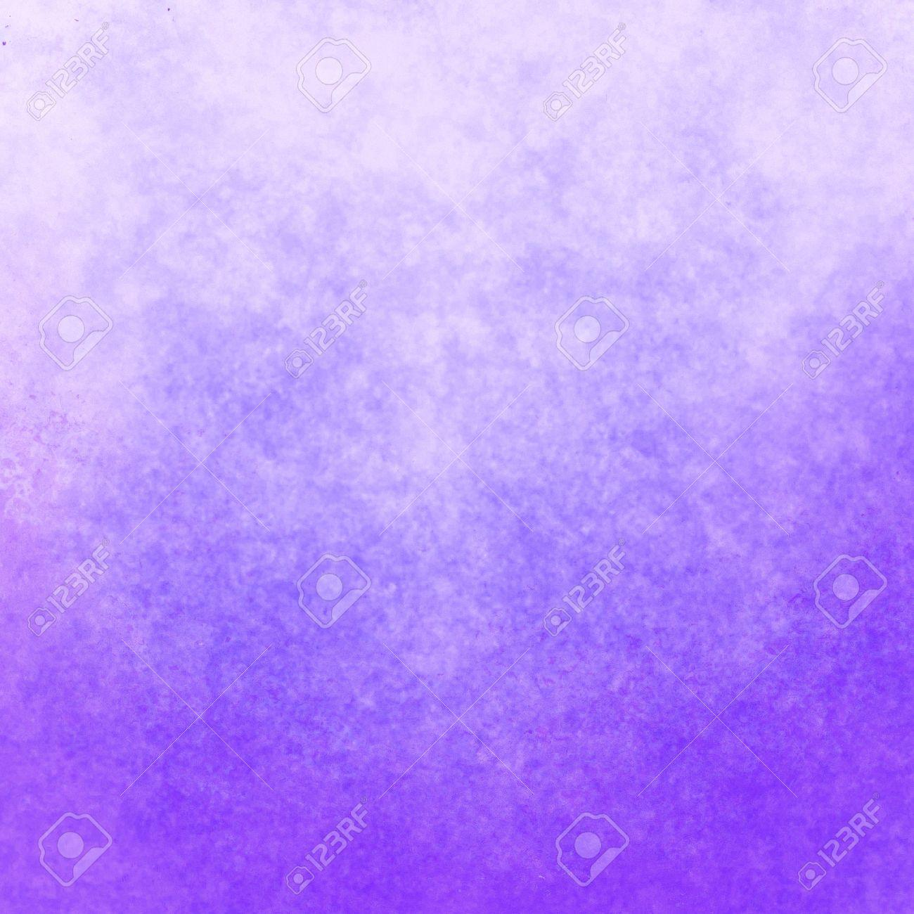 Fond Violet Clair Chic Avec Pastel Bordure Supérieure Et Dégradé