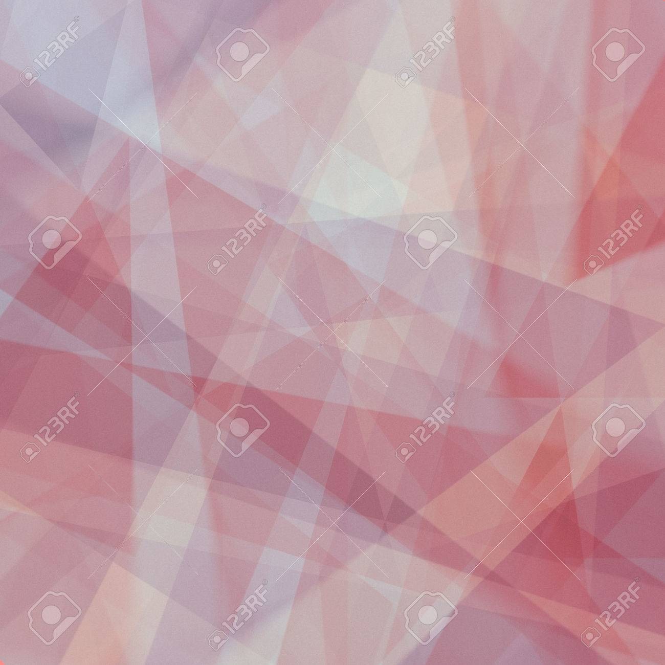 red white and blue abstract geometric background with angles, lines, triangles, and rectangles in random patterns, soft faded textures with light streaks, cool shapes overlays or double exposure - 56270012