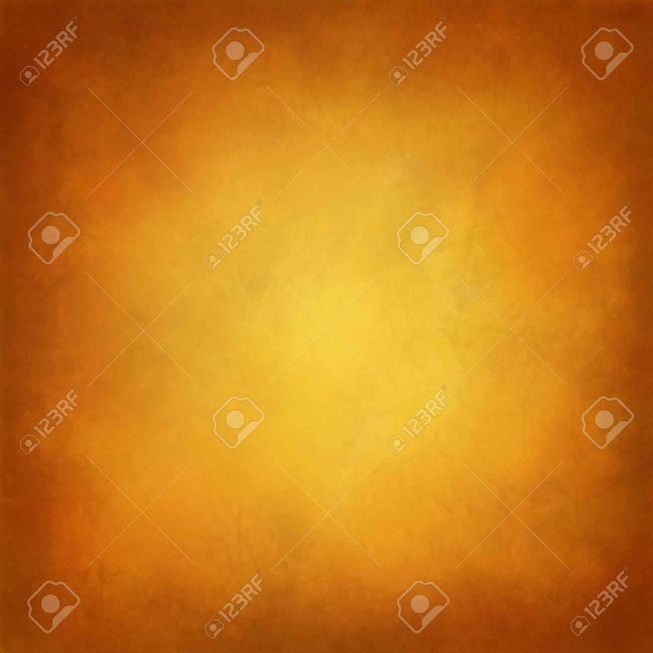 Gold Background With Orange And Brown Hues In Tuscan Style ...