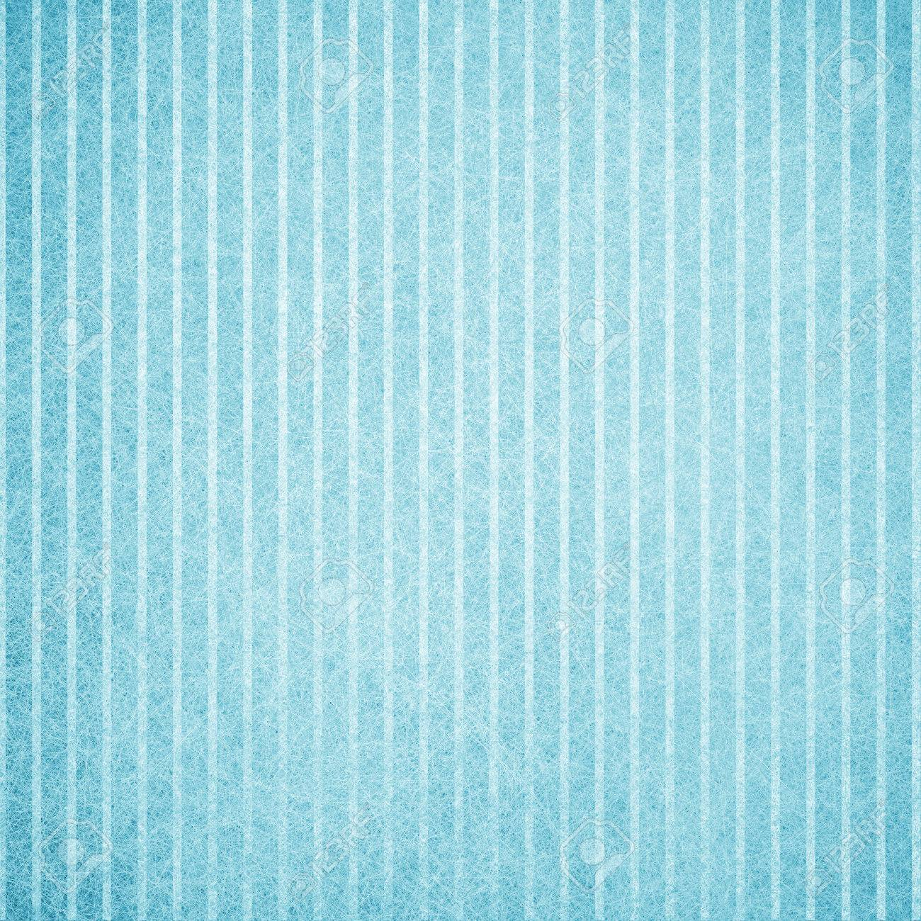 cute blue and white striped background pattern with textured material and vintage style - 61881538