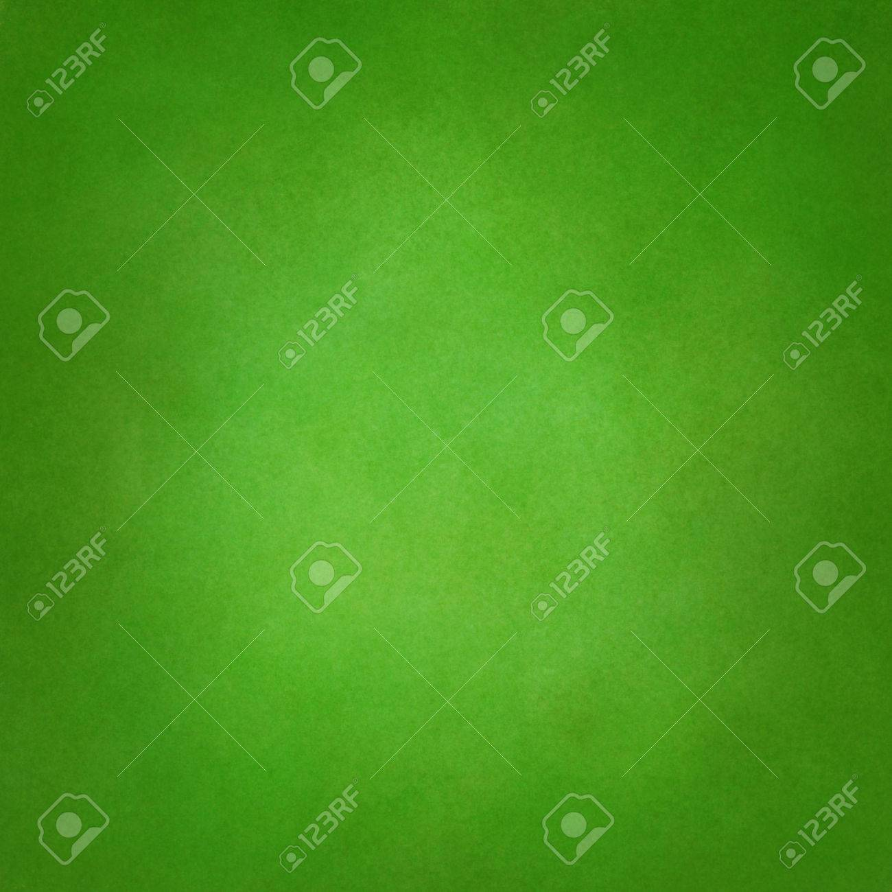 elegant green background with light center and light distressed vintage background texture - 62048534