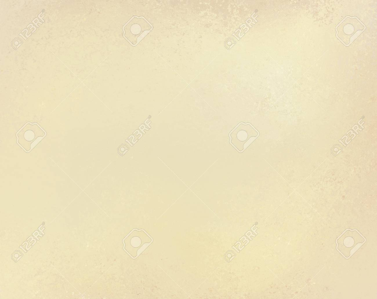 Vintage Beige Or Off White Background Paper Texture Stock Photo