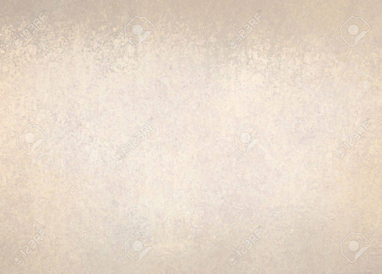 vintage old white paper background with distressed texture stock