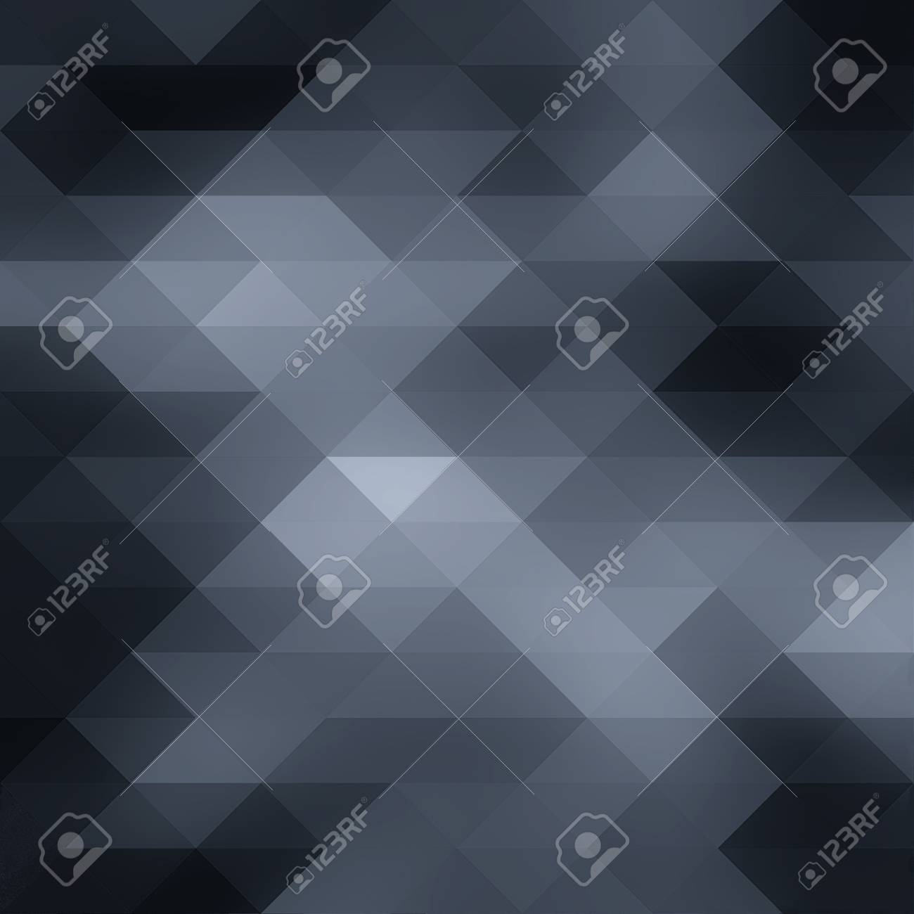 Black White And Blue Gray Low Poly Triangle Pattern Background Stock Photo Picture And Royalty Free Image Image 88283037