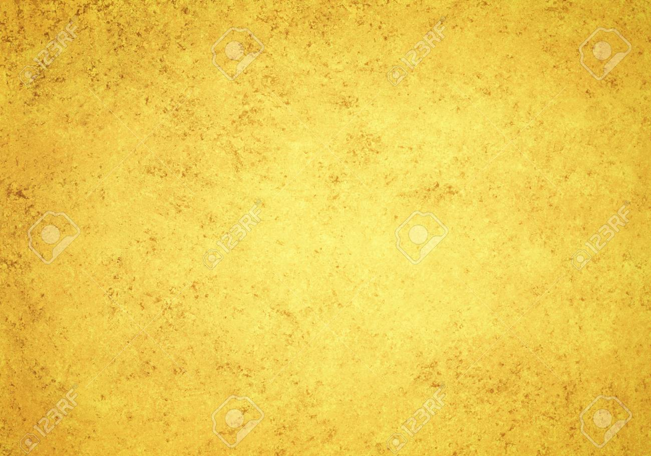 Distressed Gold Background With Vintage Texture And Rough Surface ...