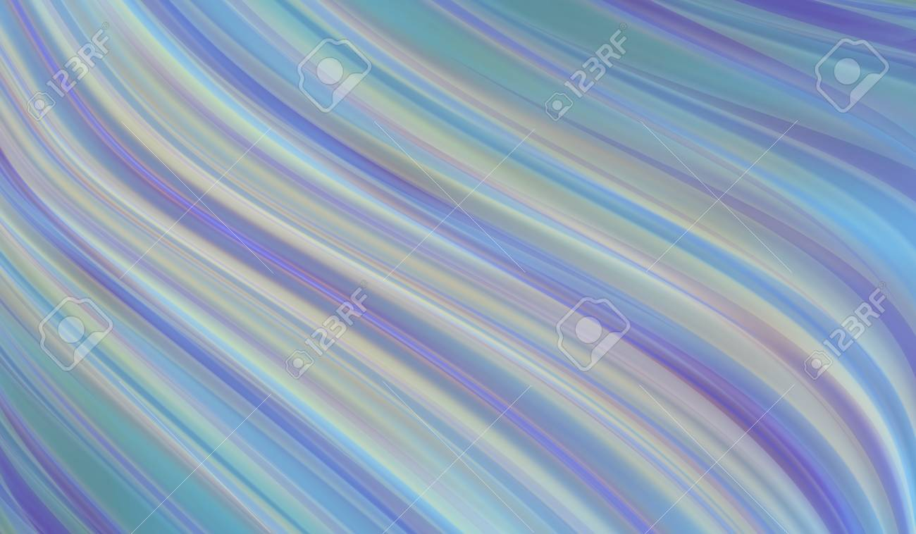 Curved Line Design Art : Abstract background art with curved lines and blurred stripes