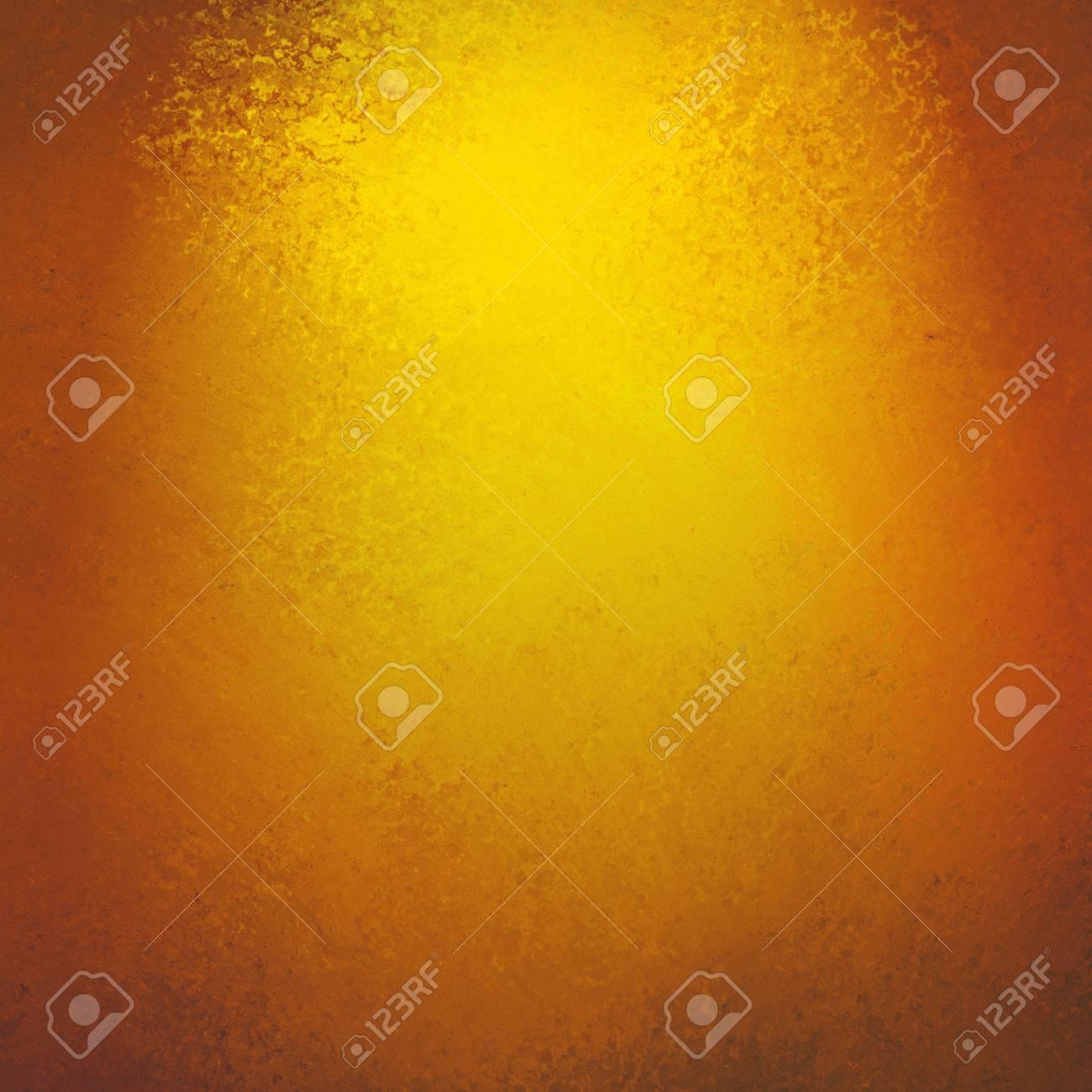 Abstract Gold Background Vignette Black Border, Vintage Grunge ...