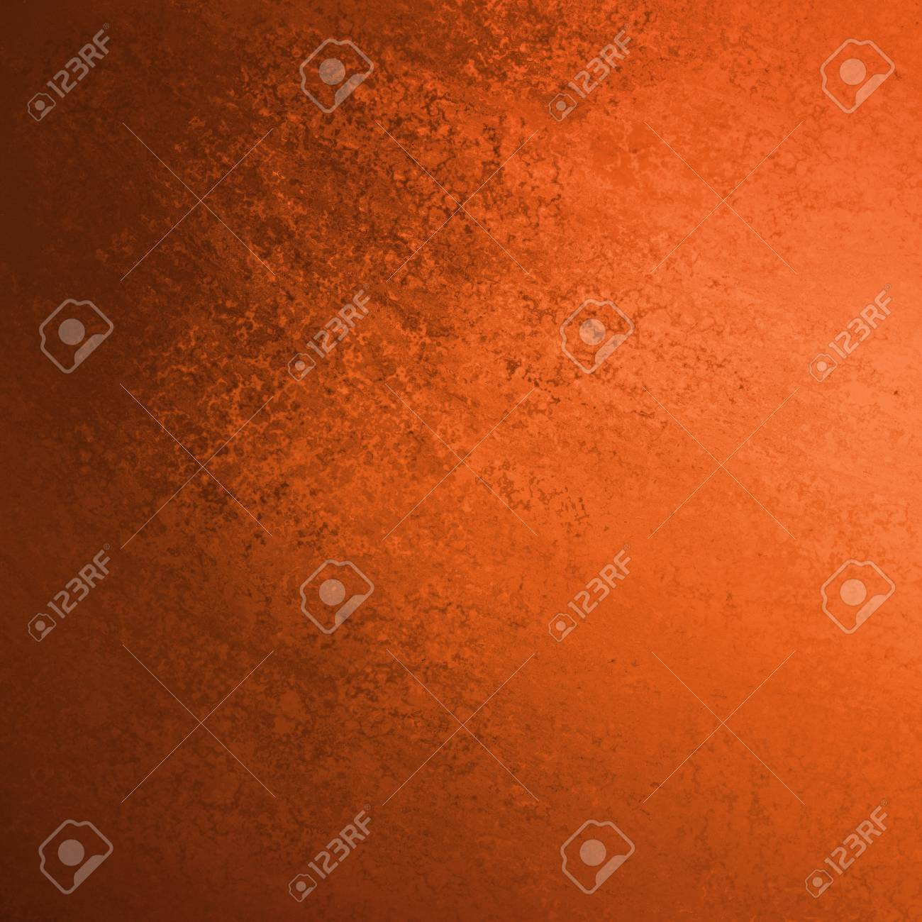 Warm Burnt Orange Background With Black Vintage Grunge Texture Stock Photo Picture And Royalty Free Image Image 106795491