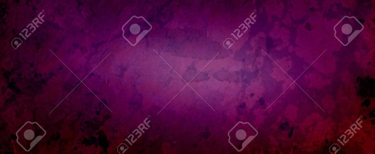 Elegant dark purple pink background with marbled vintage texture in old fancy background design - 123063940