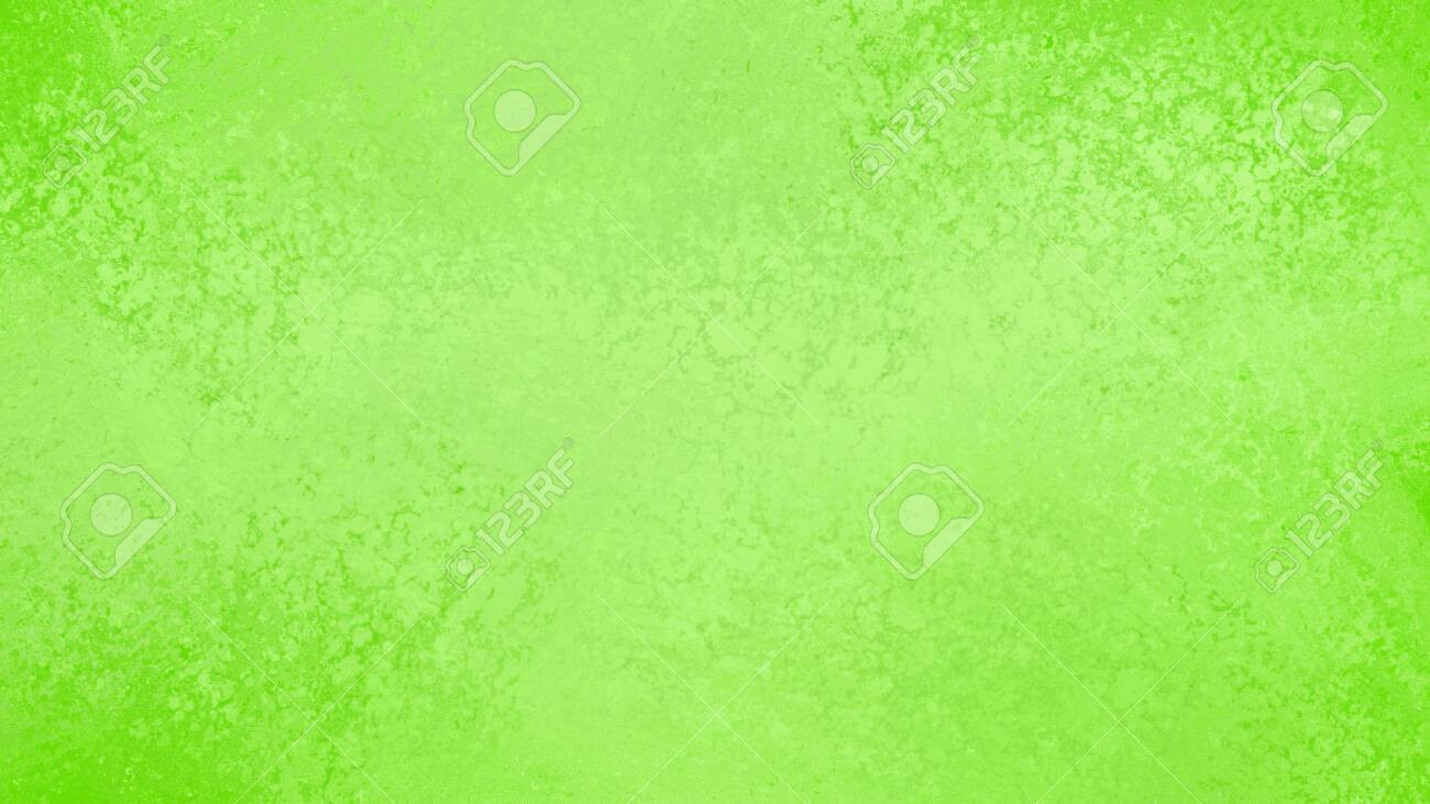 bright bold green color with texture in modern trendy color, abstract neon green background - 125987034