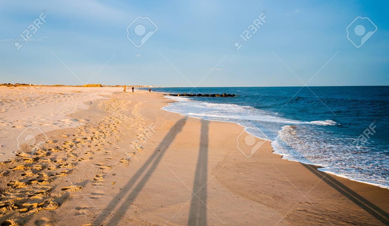 ビーチ、ニュージャージー州ケー...
