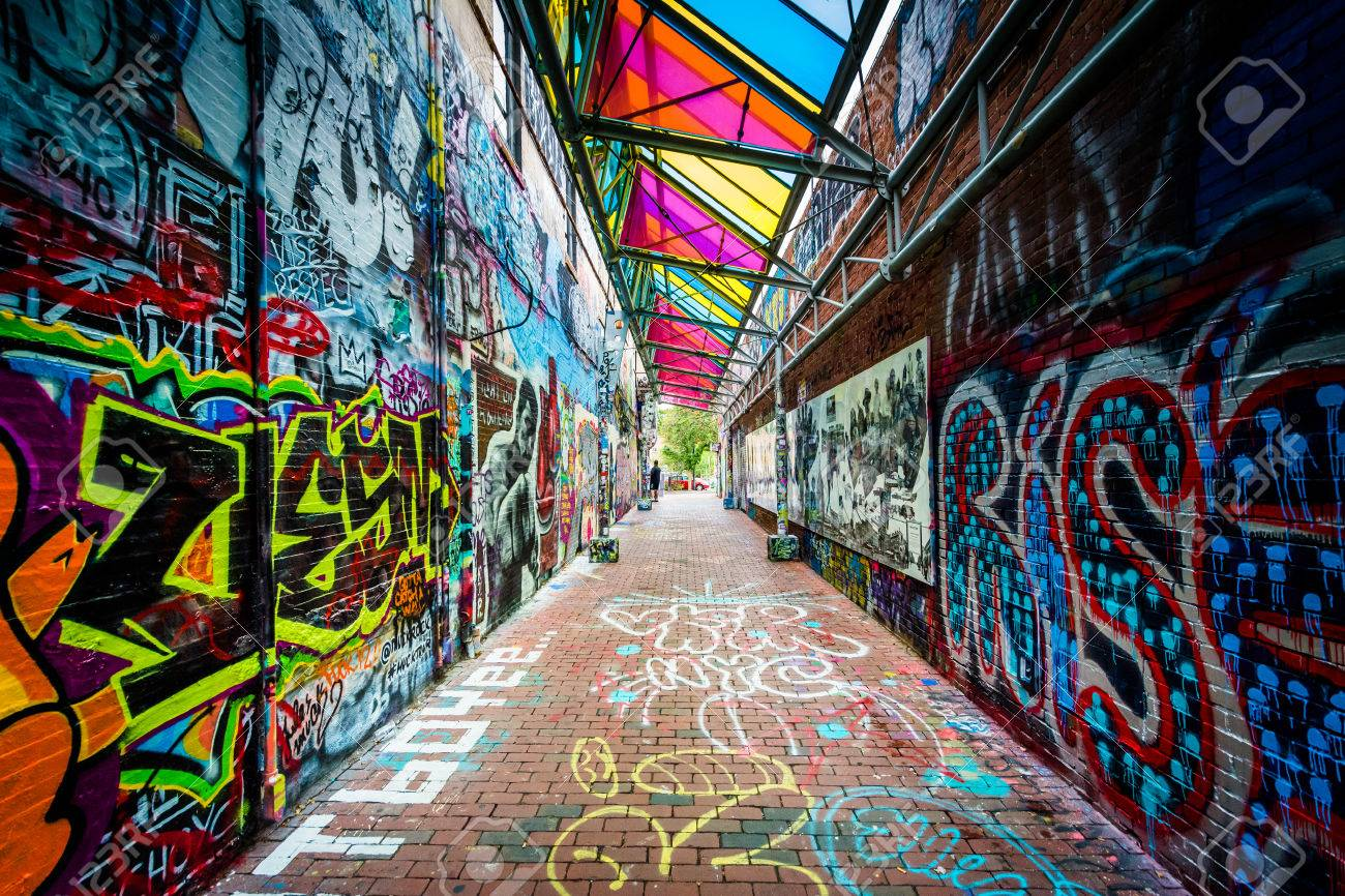 Image result for graffitri alley central square