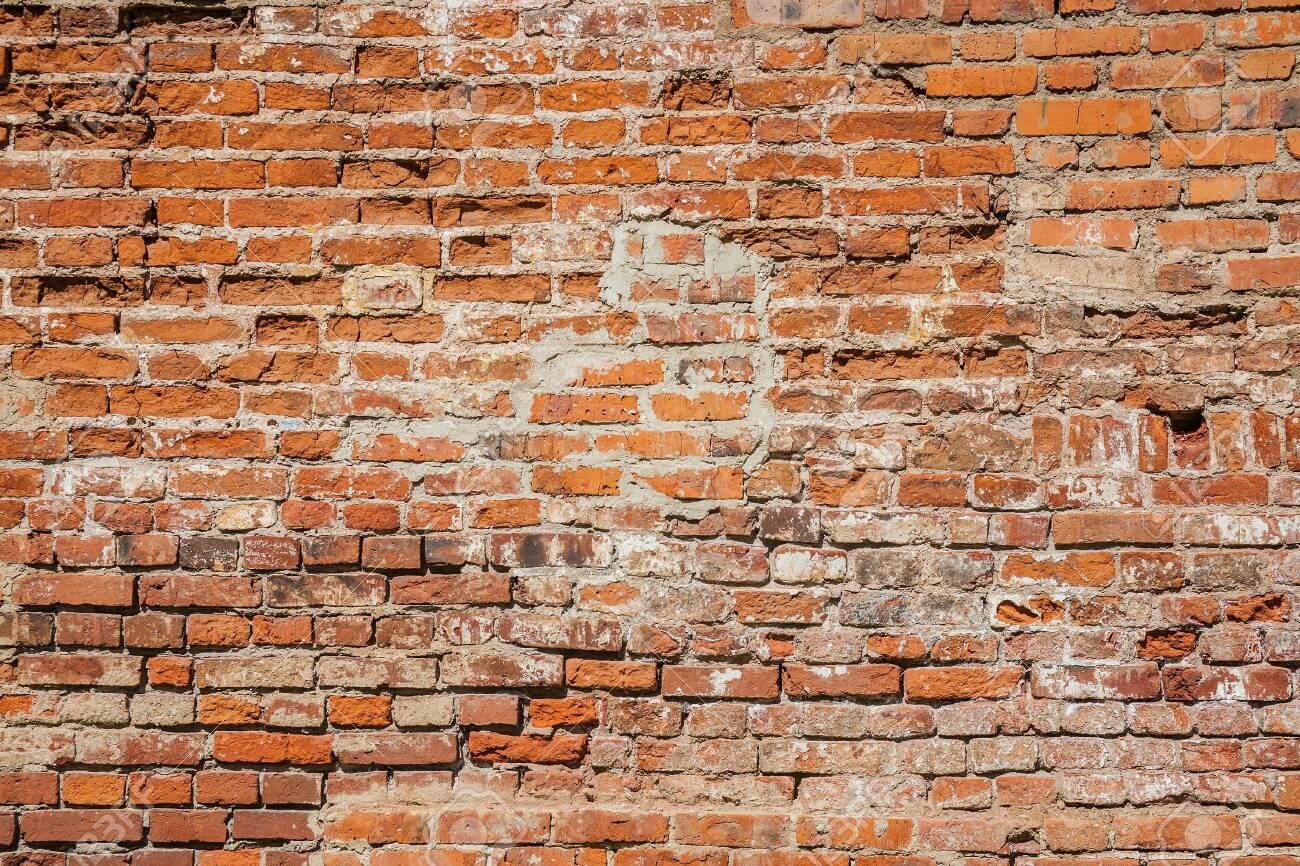 Old brick wall for background - 120612596