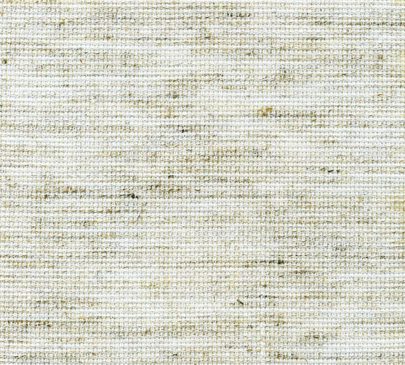 grey invoice flax fabric wickerwork texture background Stock Photo - 5048017
