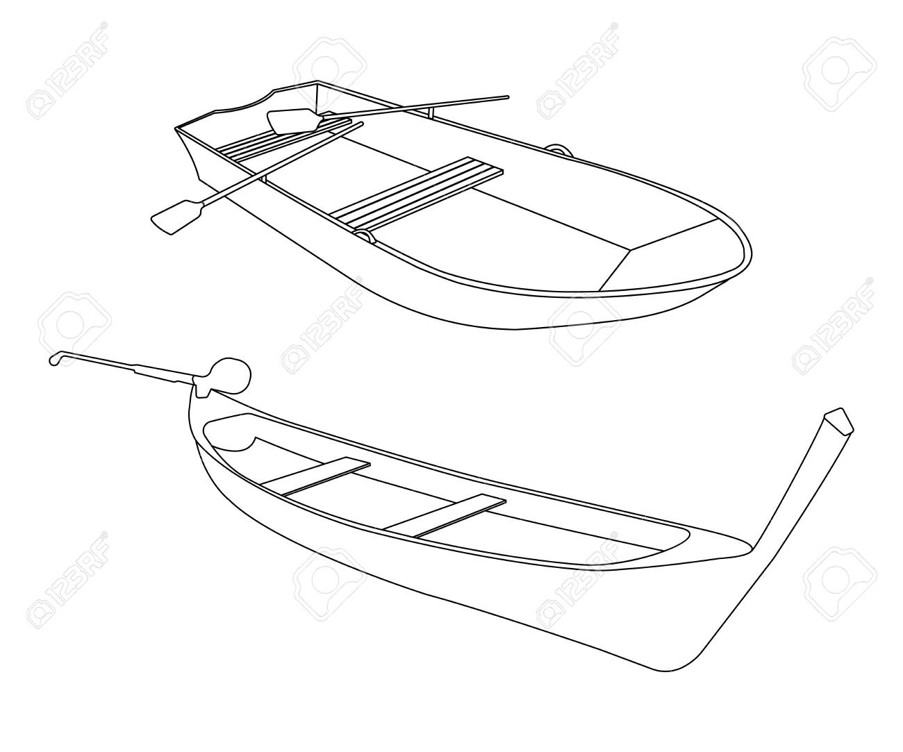 Pirogue Clipart | Free Images at Clker.com - vector clip art online,  royalty free & public domain