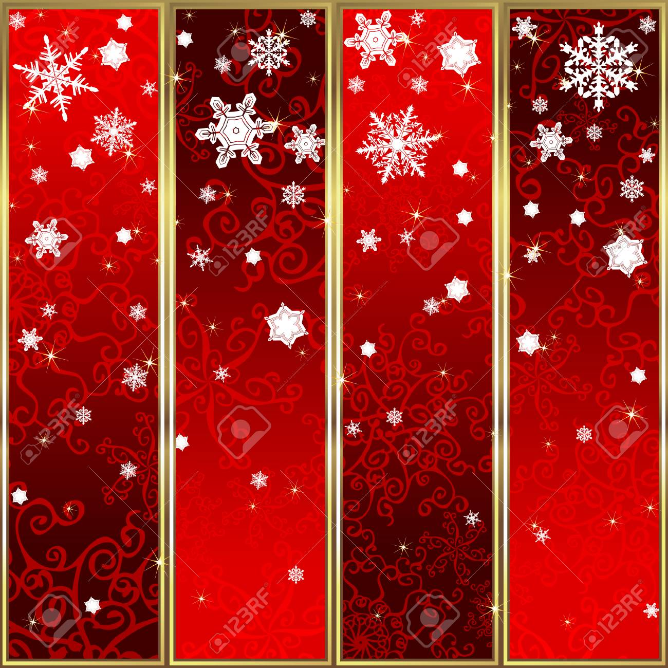 christmas background Stock Vector - 5066866