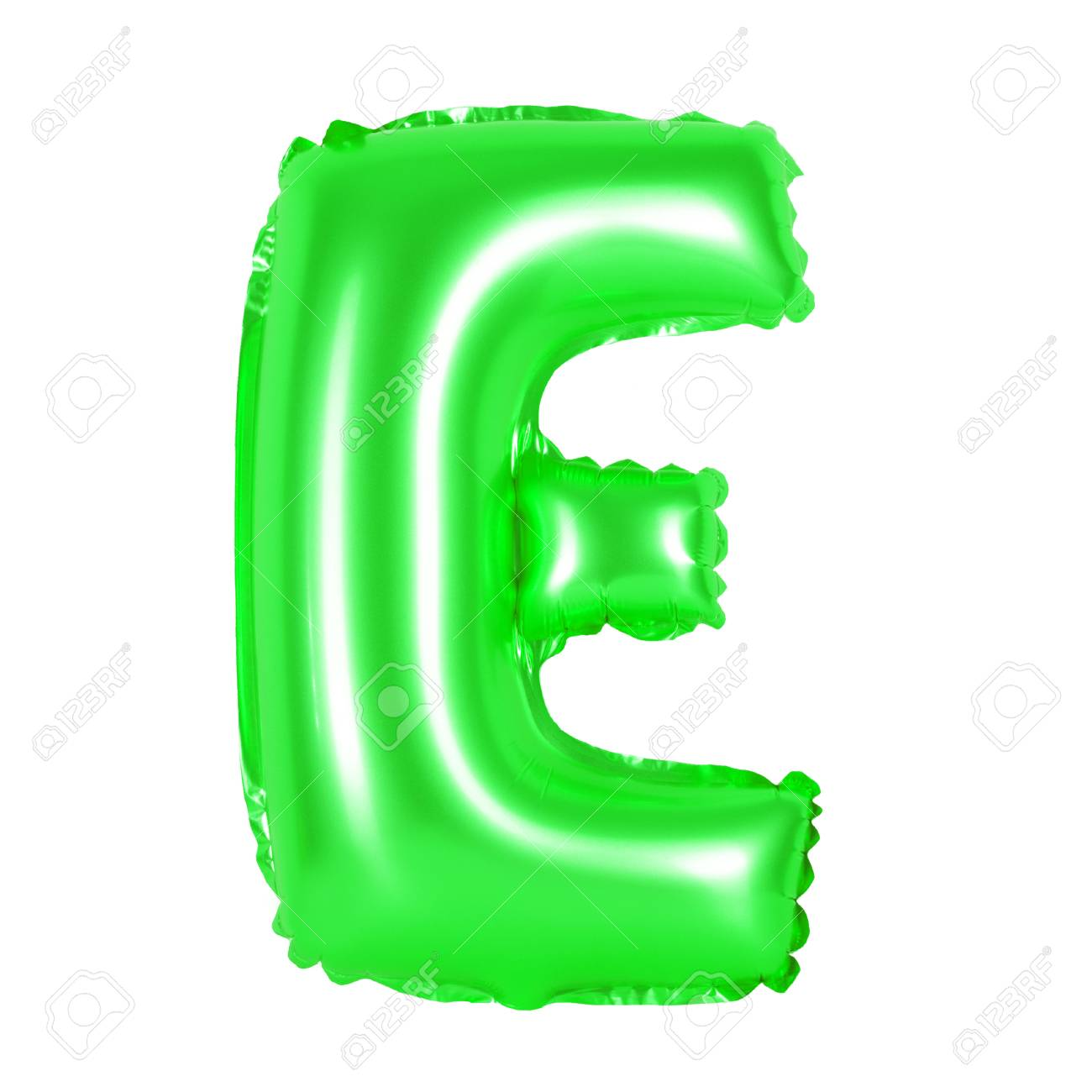 Letter e from english alphabet of balloons on a white background letter e from english alphabet of balloons on a white background green stock photo thecheapjerseys Choice Image