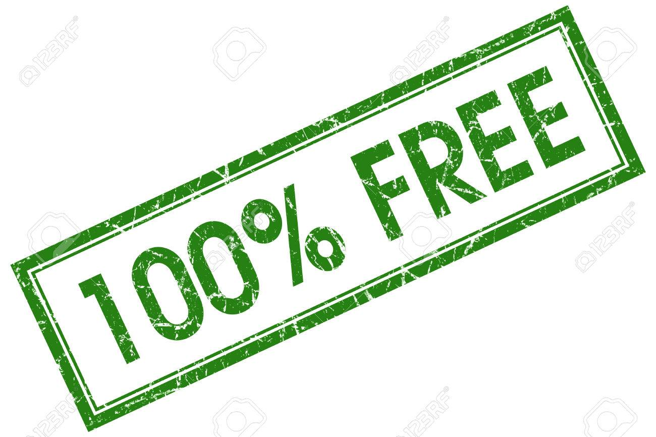 100 procent gratis