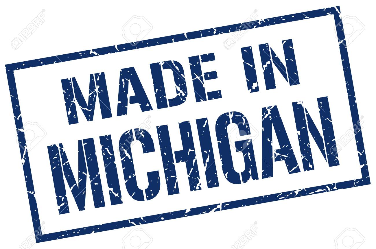 Made In Michigan >> Made In Michigan Stamp