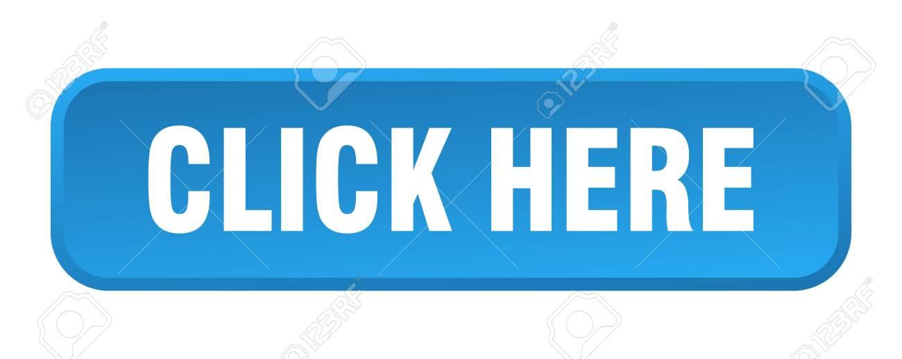 click here button. click here square 3d push button - 143360527