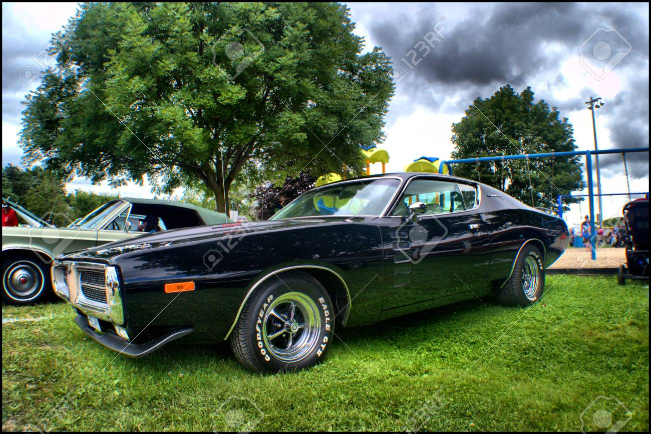 1972 Dodge Charger Se Stock Photo Picture And Royalty Free Image Image 93729362