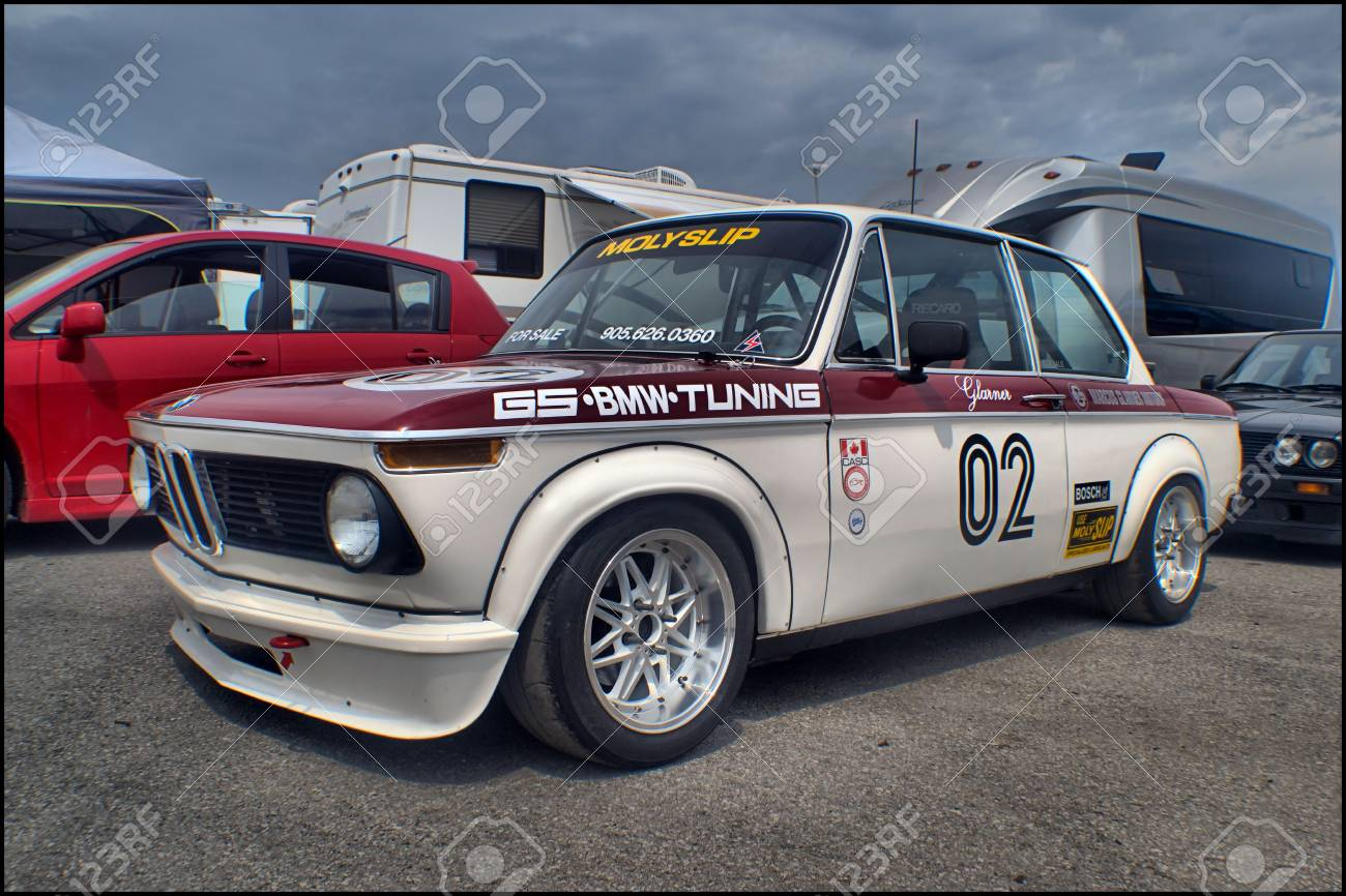 1976 Bmw 2002 Stock Photo Picture And Royalty Free Image Image 100169539