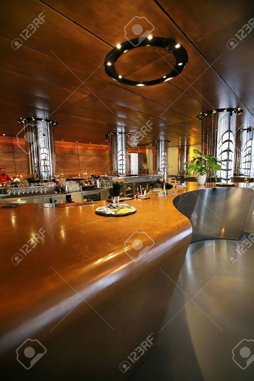 modern interior by Ron Arad Stock Photo - 3669654
