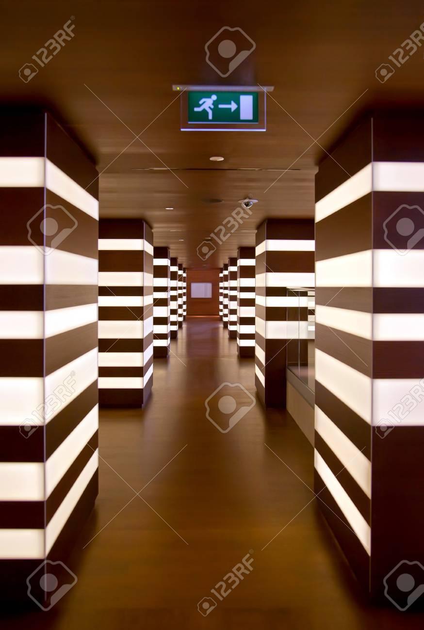 urban corridor Stock Photo - 8074383
