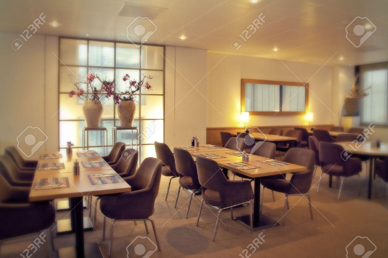 Modern Decoration Cafe