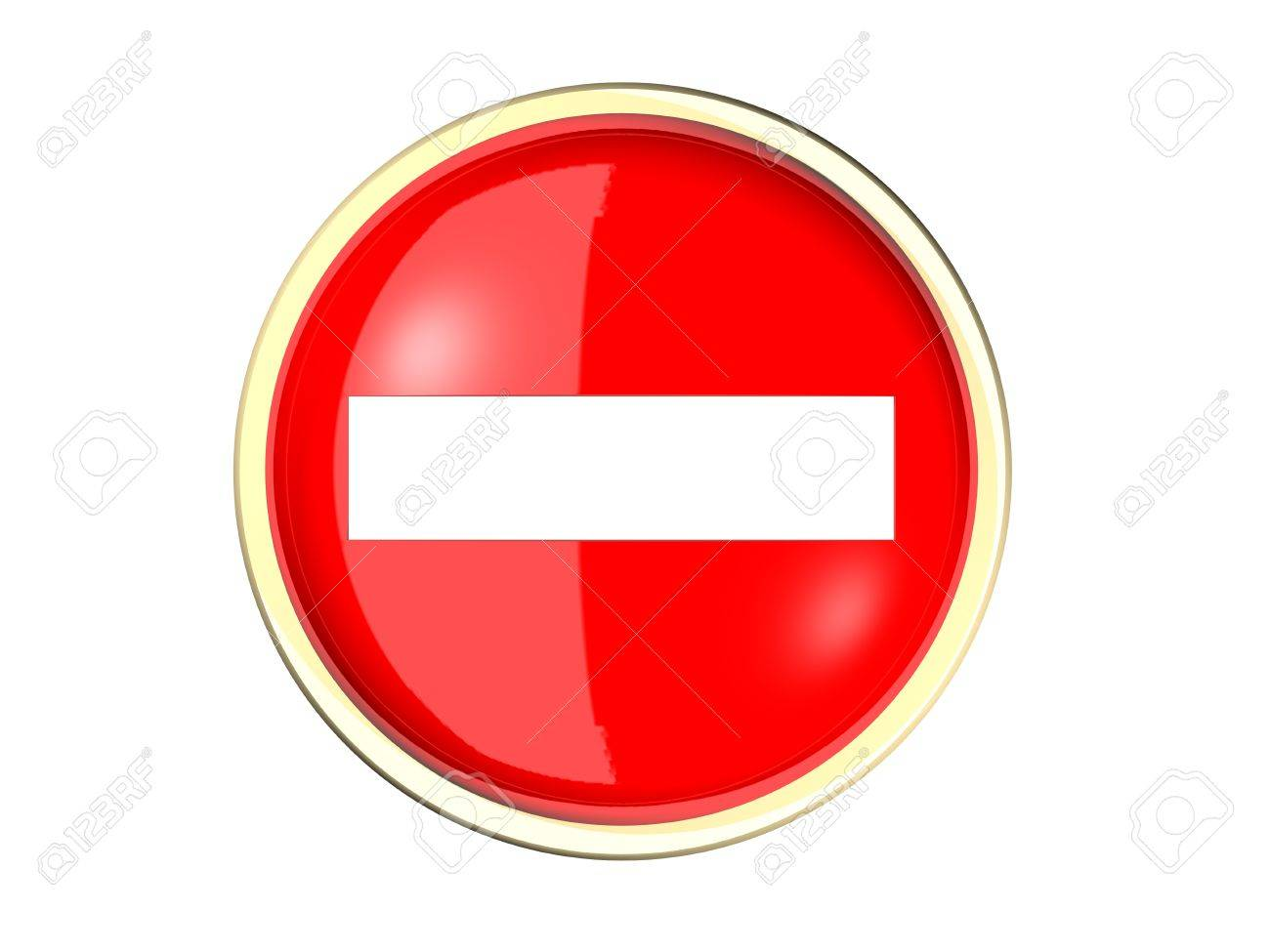 no entry sign Stock Photo - 10515973