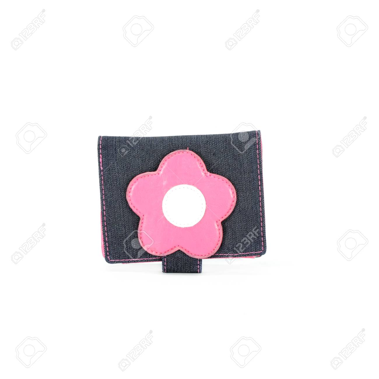 Pink Flower Purse Stock Photo Picture And Royalty Free Image Image