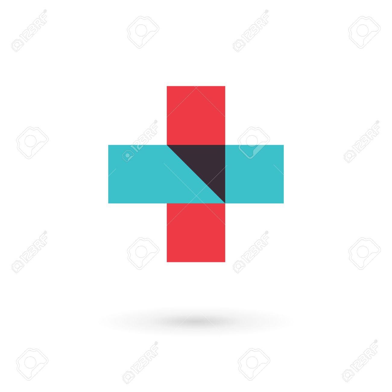 Medical Cross Vector