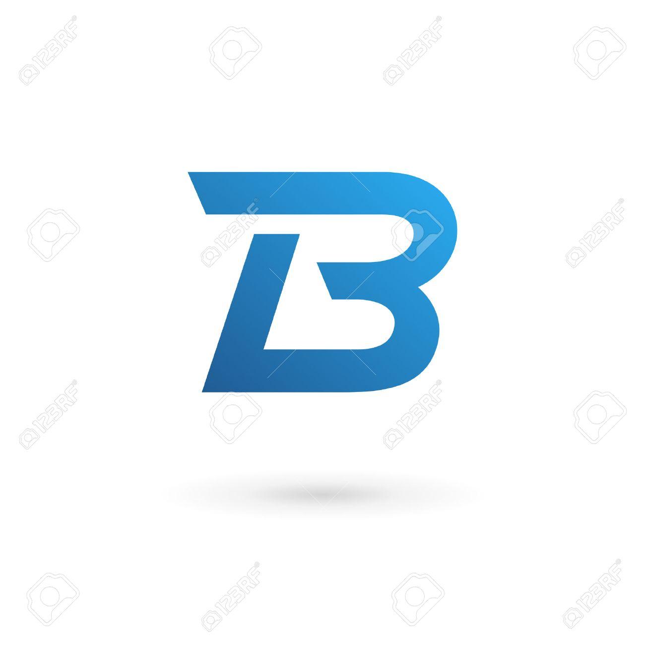letter b logo icon design template elements stock vector 32592464