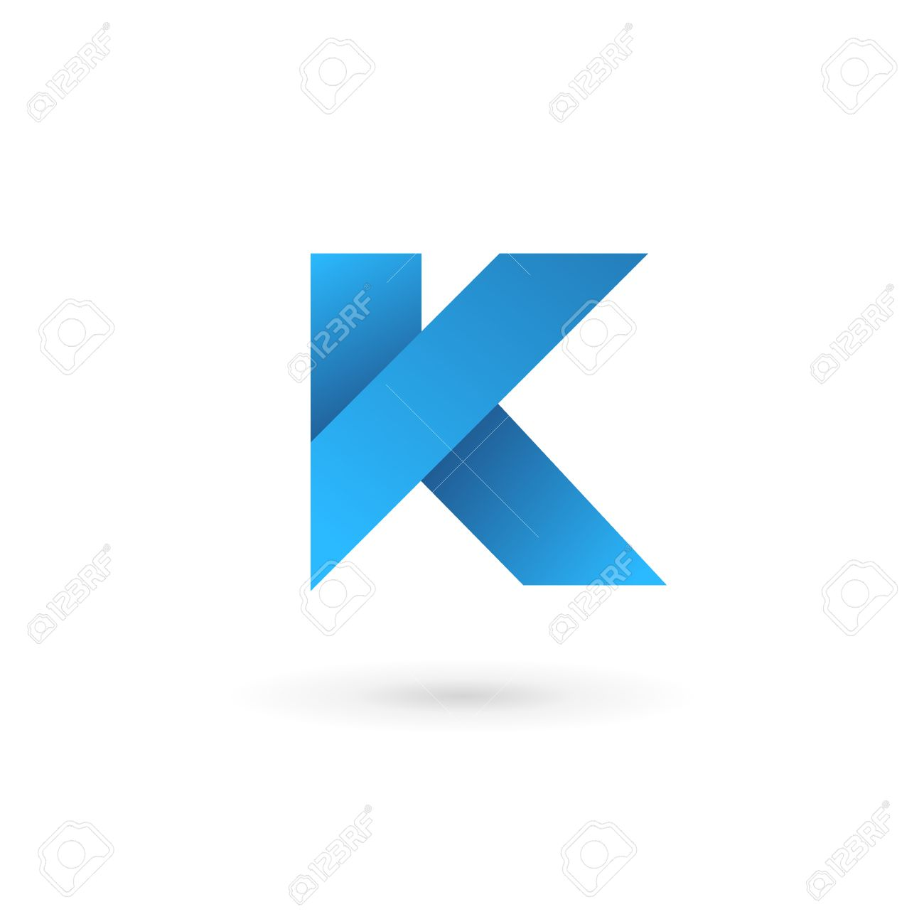 Letter k logo icon design template elements vector color sign letter k logo icon design template elements vector color sign stock vector 32594428 spiritdancerdesigns Gallery
