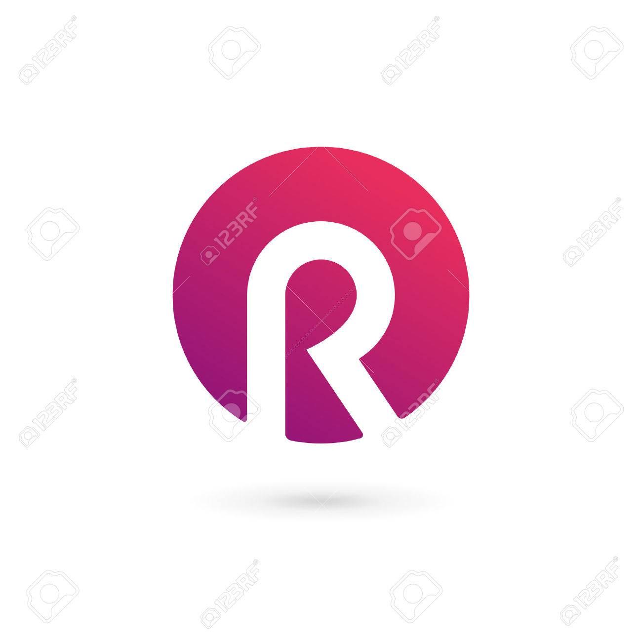 Letter r logo stock photos royalty free letter r logo images letter r logo icon design template elements illustration altavistaventures Gallery