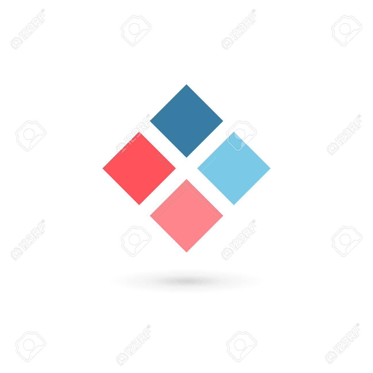 Carta X Elementos De Plantilla Logo Icono Del Diseño Ilustraciones ...