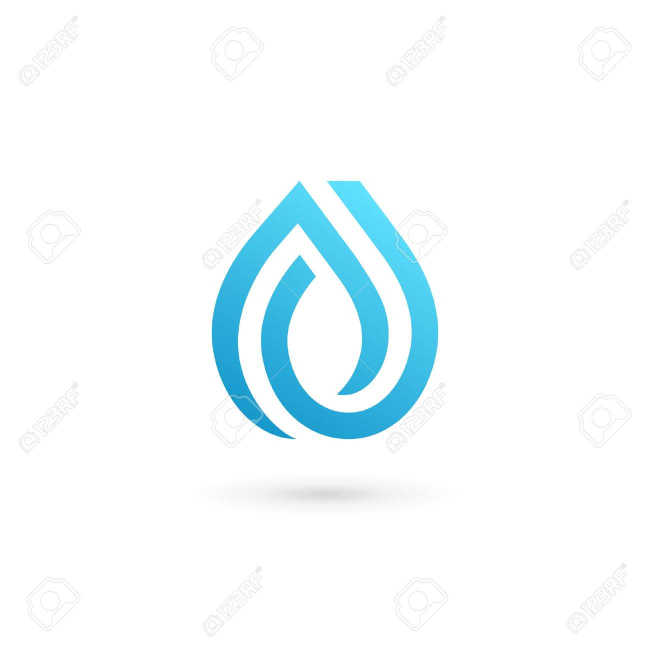Water drop symbol design template icon may be used in ecological water drop symbol design template icon may be used in ecological medical chemical biocorpaavc Image collections