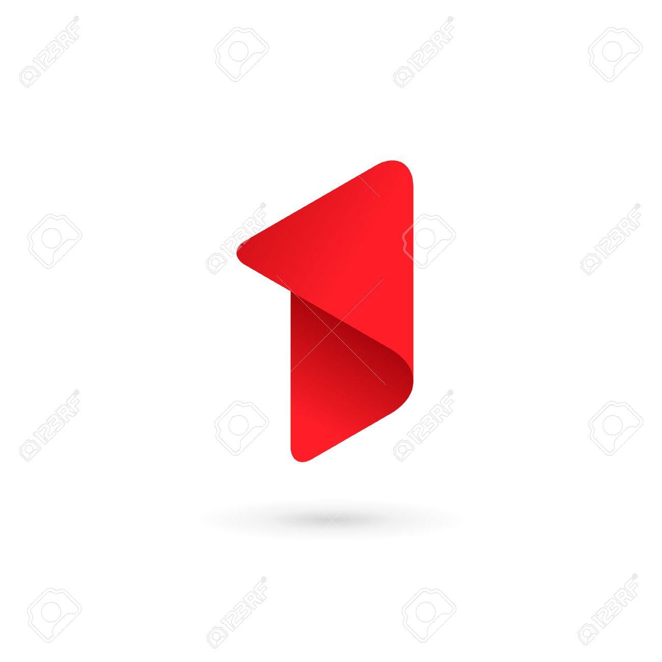 Número Uno 1 Logo Elementos De Plantilla Icono Del Diseño ...