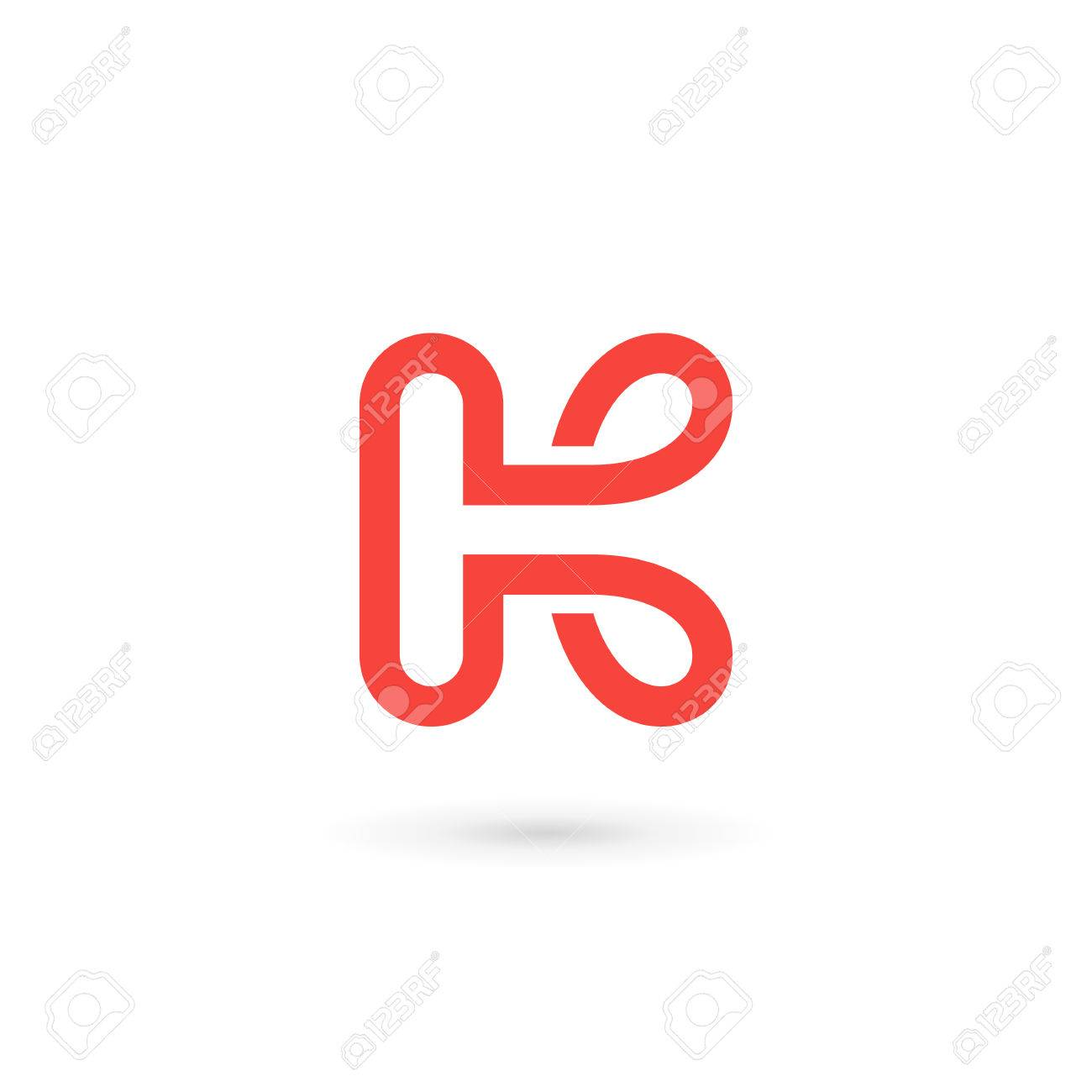Letter k logo icon design template elements royalty free cliparts letter k logo icon design template elements stock vector 75344415 spiritdancerdesigns Choice Image