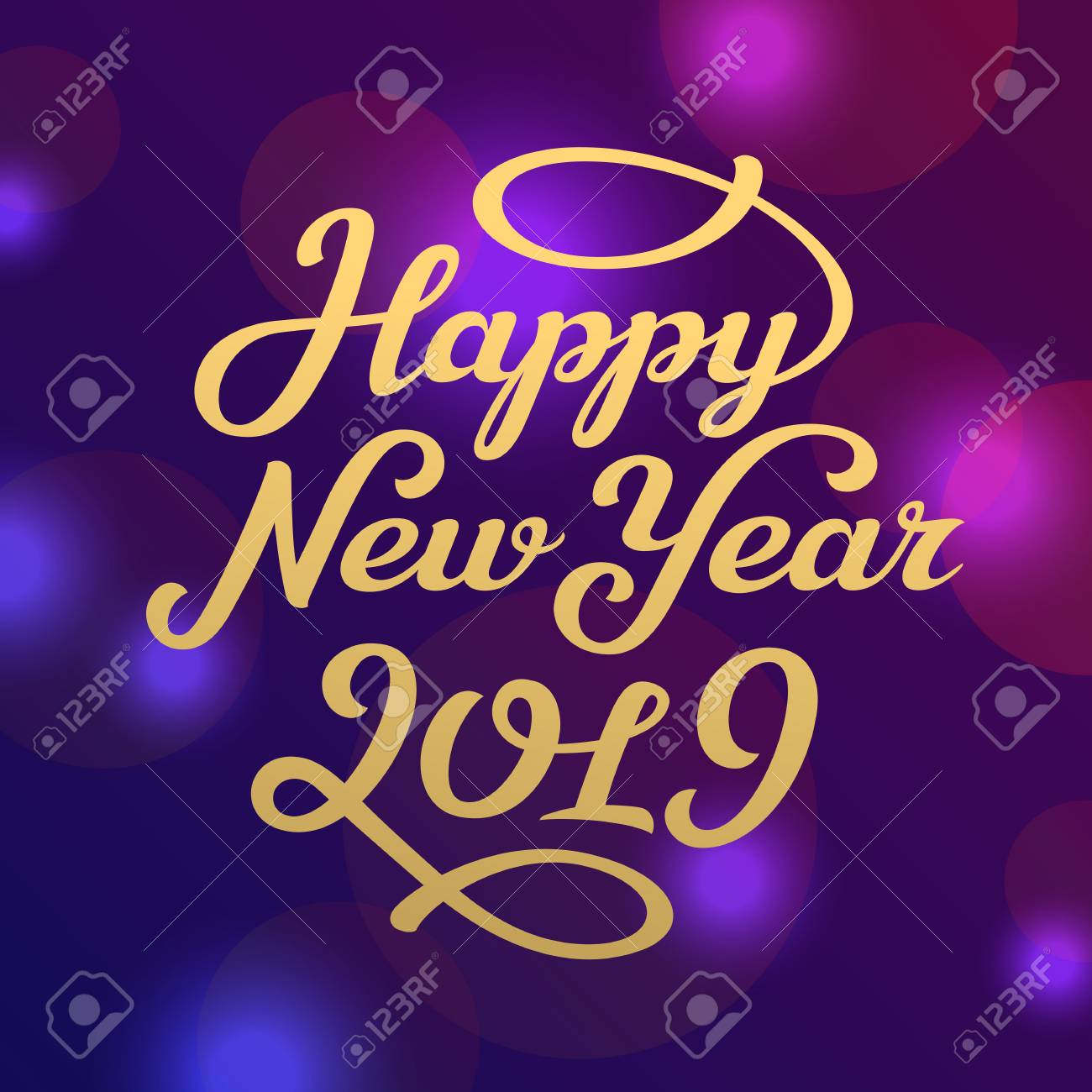 Happy New Year Design 4