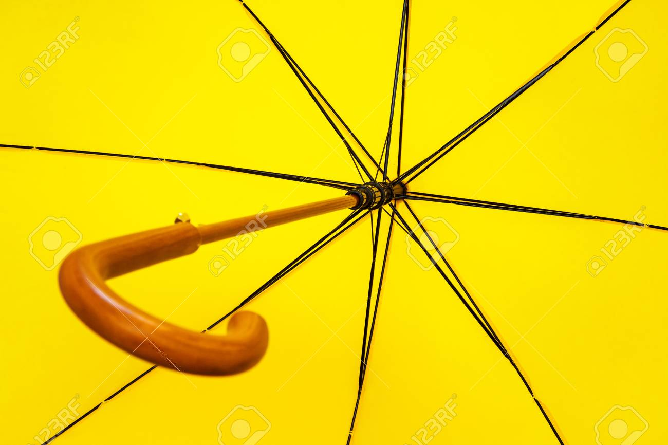 Creative Image Umbrella View From Below Mechanism Close Up Stock P O 80180081