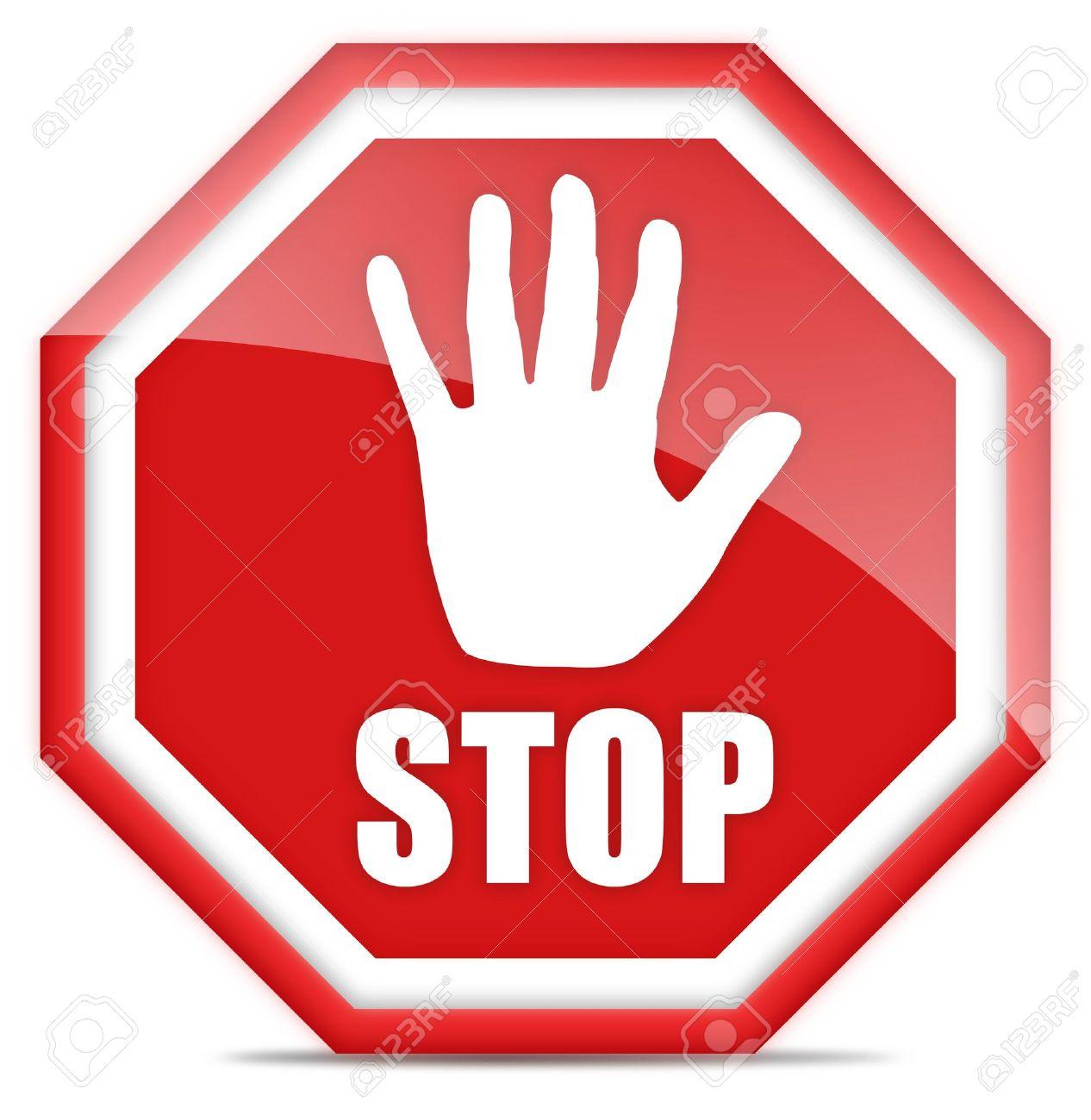 Rezultat slika za znak stop