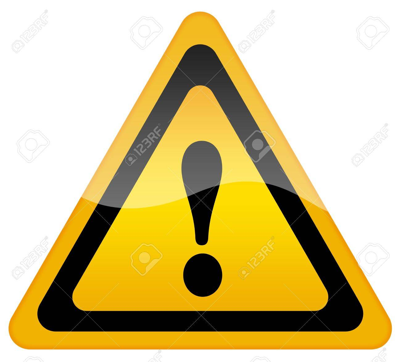Danger warning sign Stock Photo - 9156452