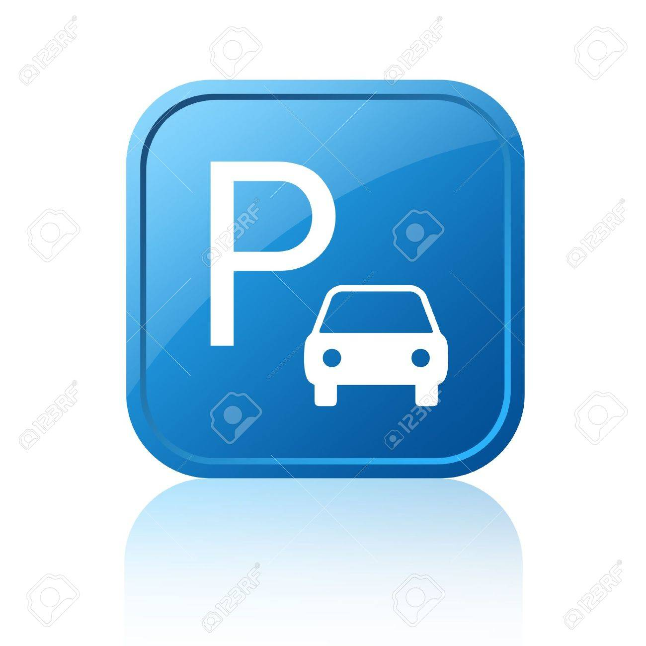 Parking sign Stock Photo - 10428503