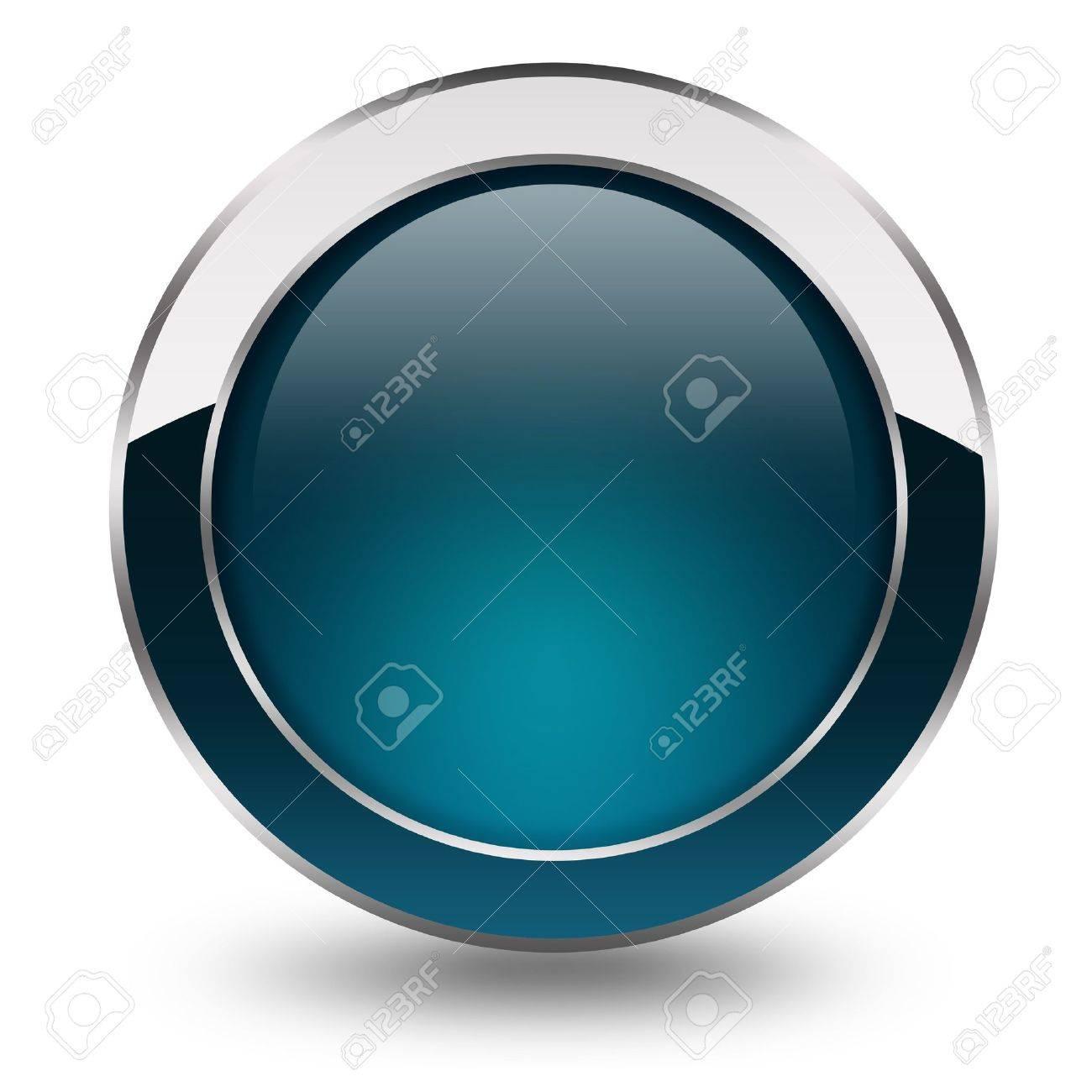Button Logo Blank Web Button Logo Button