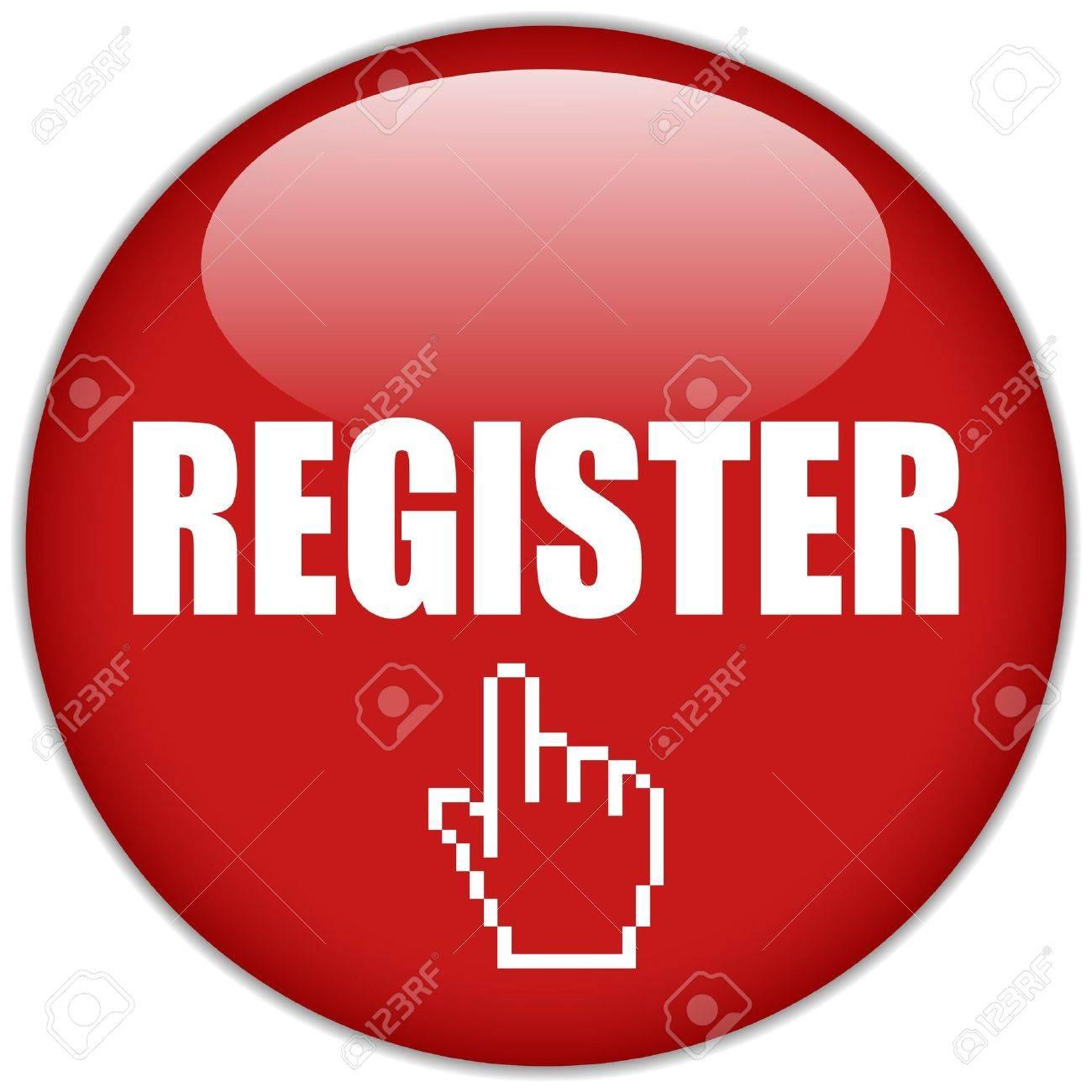 Vector register button - 10856767