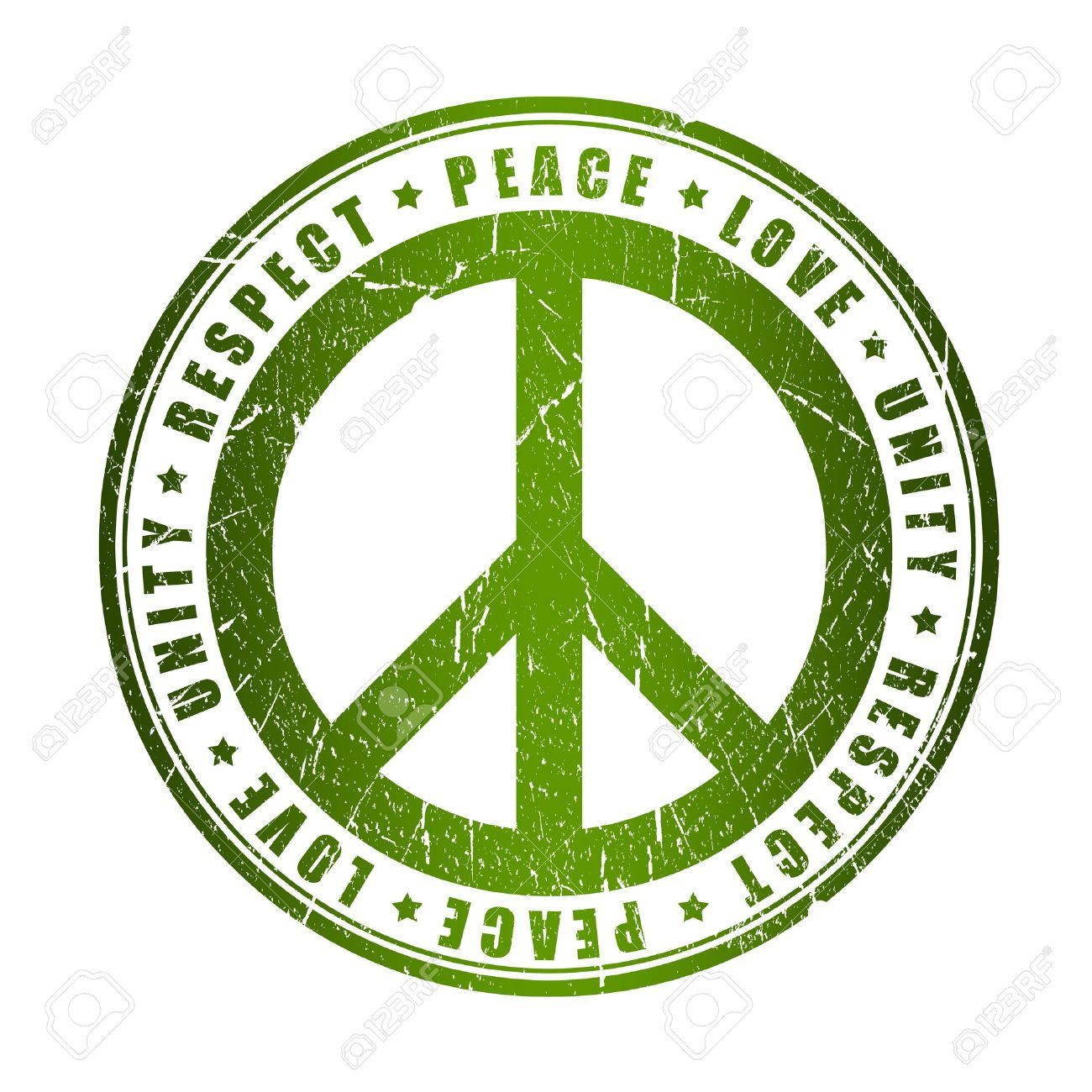 Peace Symbol Stock Photo Picture And Royalty Free Image Image