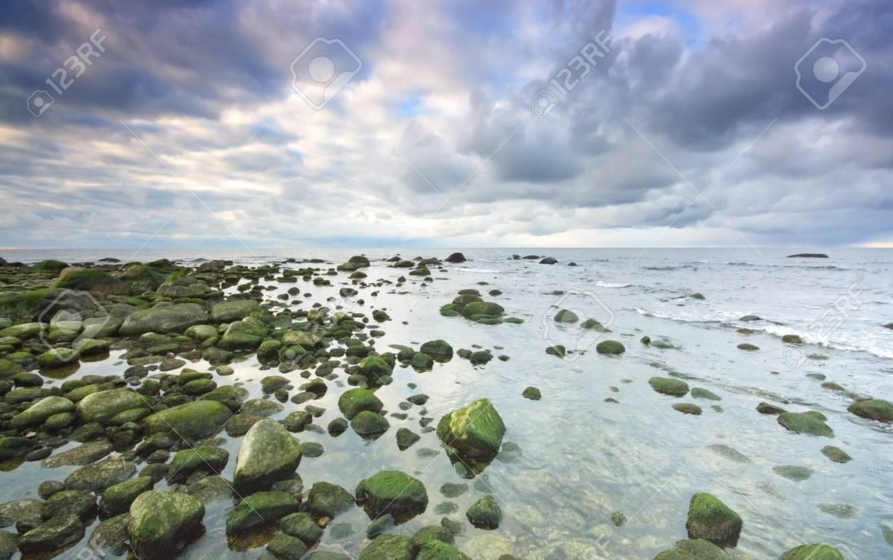 Sea landscape Stock Photo - 15589255