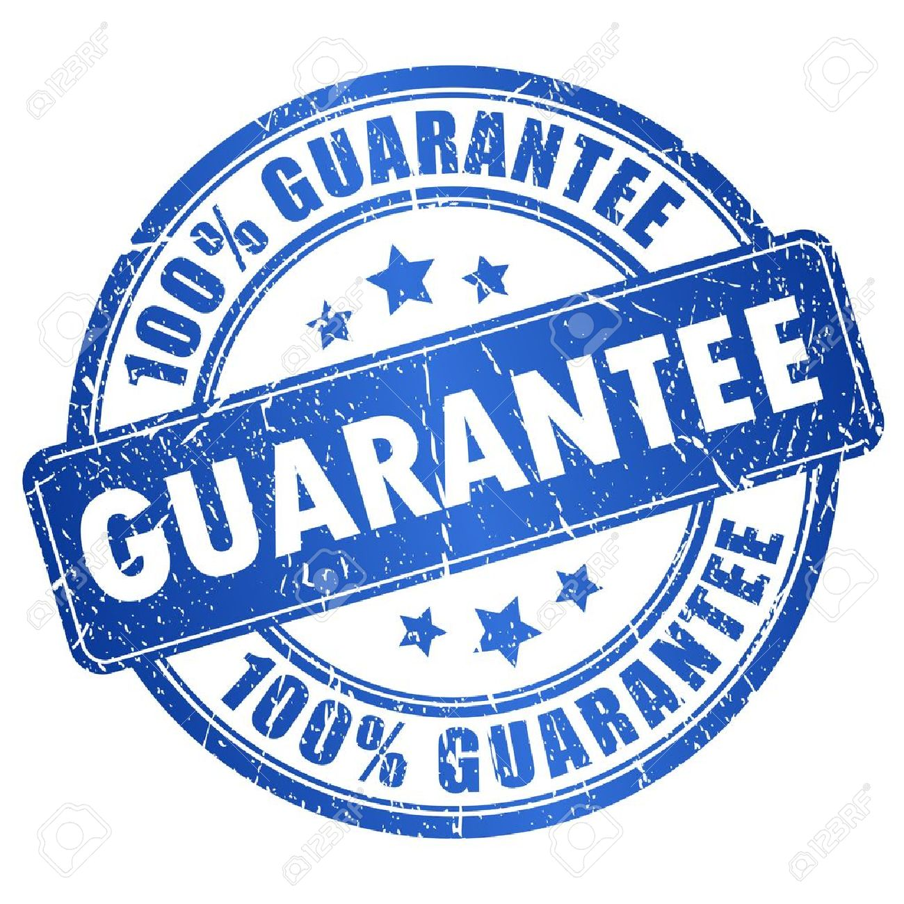 Vector guarantee stamp Stock Vector - 16483900